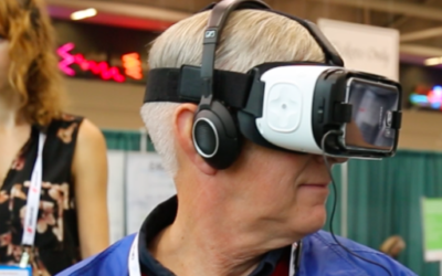 In the News: Is VR the antidote to help depressed seniors?